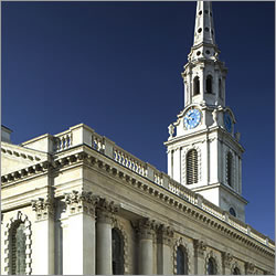 Christmas at St Martin-in-the-Fields