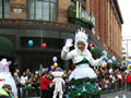 2010: Harrods Christmas Parade
