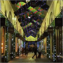 Covent Garden In Lights London For Christmas 2020