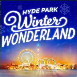 Winter Wonderland In Other London For Christmas - Winter wonderland london map 2016